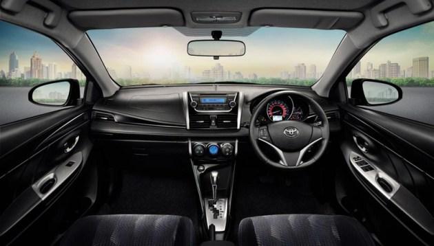 Toyota Vios 2013 Interior