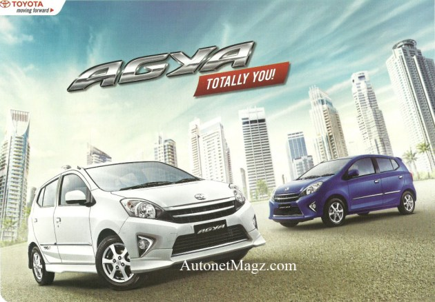 Brosur Toyota Agya