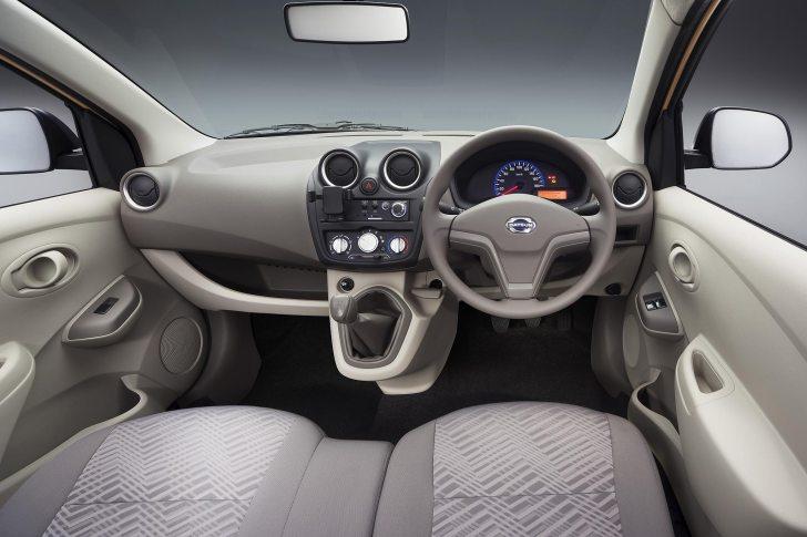 Datsun, Datsun GO Plus Interior: Nih Gambar Datsun GO Plus High-Resolution