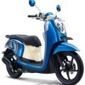 Honda, Scoopy SPORTY Biru: Warna Baru Honda Scoopy Biru : Urban Blue dan Uptown Blue