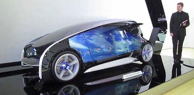 Toyota FUN Vii concept at IIMS 2013