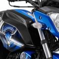 Motor Baru, Yamaha Byson New Striping: Striping Baru Yamaha Byson Ada Tengkoraknya