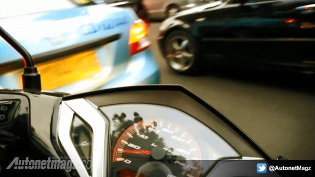 video review Honda Vario Techno 125 PGM-FI 2013