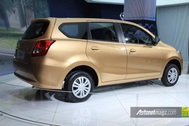 Datsun GO+ Indonesia