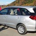 Honda, Honda Mobilio Silver: Galeri Foto dan Gambar Honda Mobilio [with Video]