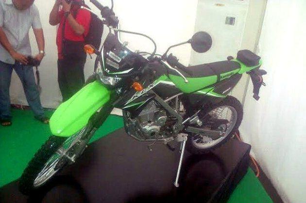 Kawasaki KLX 150 L 2013