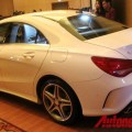 Mercedes-Benz, Mercedes CLA Sport Line Rear: First Impression Review Mercedes-Benz CLA 200 Indonesia