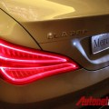 Mercedes-Benz, Mercedes CLA Taillight: First Impression Review Mercedes-Benz CLA 200 Indonesia