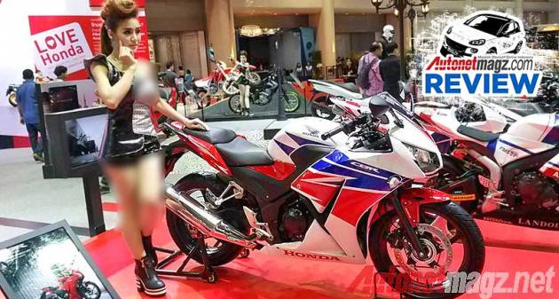 Honda CBR300R reviews