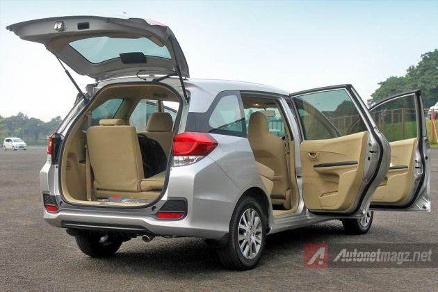 Review ulasan Honda Mobilio Indonesia