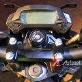 Kawasaki, Speedometer Digital Kawasaki Z250 SL: First Impression Review Kawasaki Z250 SL
