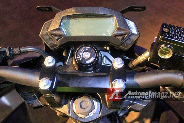 Speedometer digital Kawasaki Z250 SL