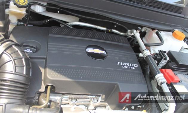 Chevrolet Captiva Facelift turbodiesel