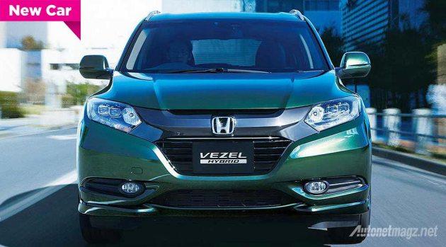 Honda HR-V Indonesia 2014