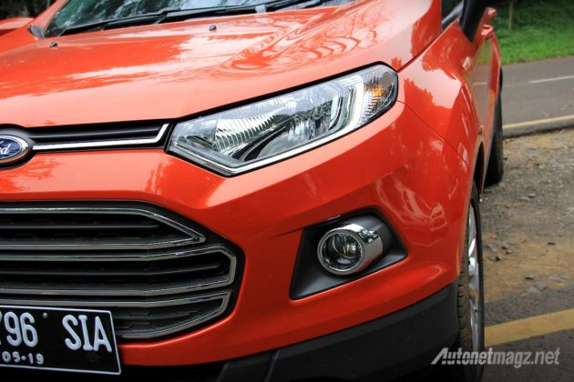 Lampu senja LED Ford EcoSport