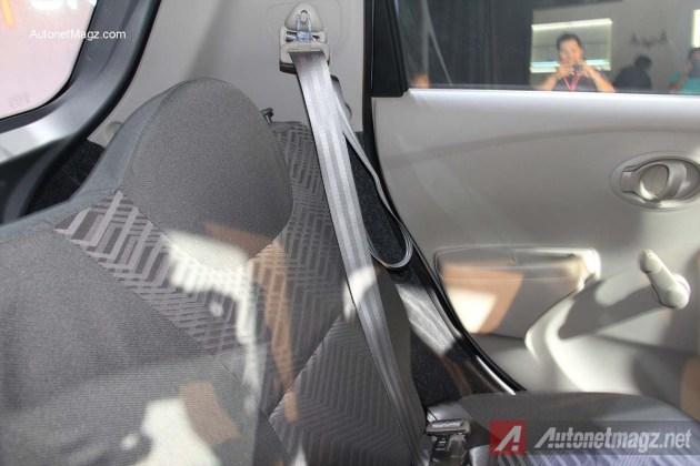 Seatbelt-Datsun-GO-Panca