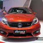 Berita, Honda Brio Rs Front: First Impression Review Honda Brio RS 2016