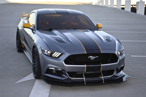 Ford Mustang GT F-35