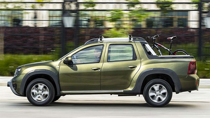 renault duster oroch lateral