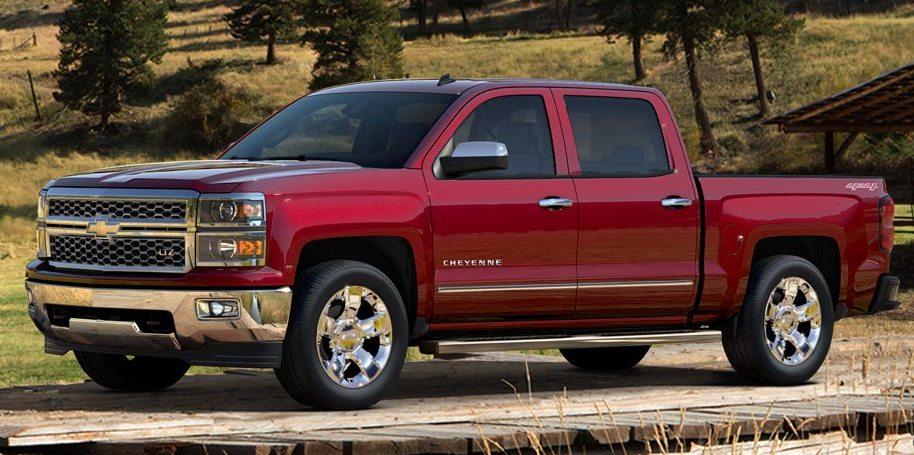 Chevrolet Cheyenne 2014 a precios desde $610,900 pesos en México   Autos Hoy