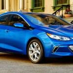 Chevrolet Volt 2016 a precios desde $33,995 en los EE.UU.