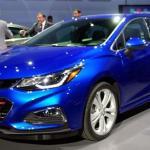 Chevrolet Cruze 2016 a precios desde $17.495 en los EE.UU.