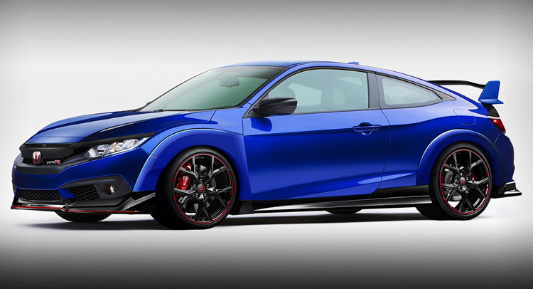 2018 honda civic type r price usa honda overview 2017. Black Bedroom Furniture Sets. Home Design Ideas