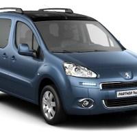 La Peugeot Partner equipa el sistema Grip Control