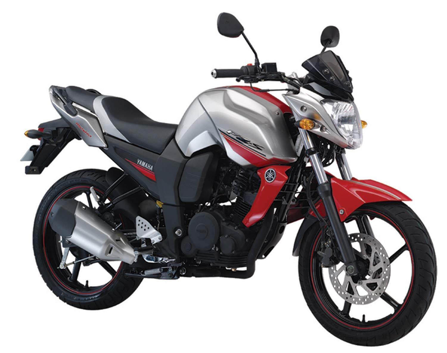 Yamaha FZS Version 2 Motorcycle Specification