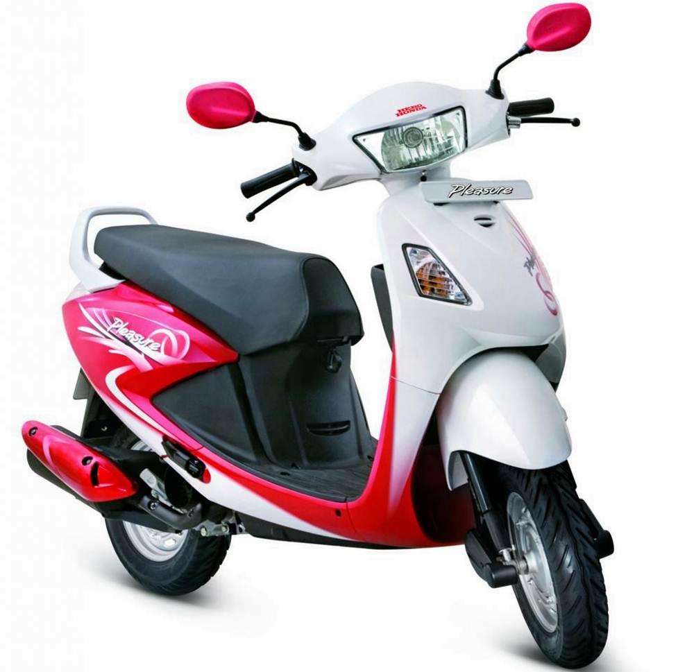 Hero Pleasure Motorcycle Specification