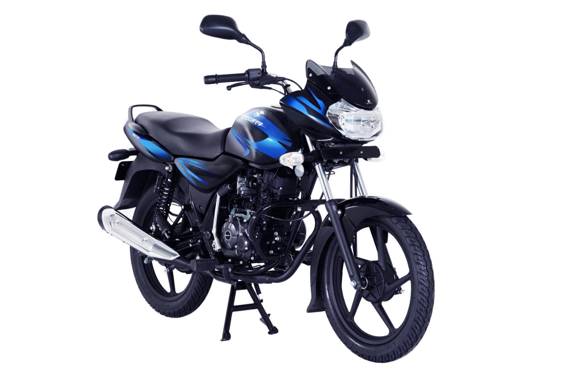 Bajaj Discover 125 Motorcycle Specification