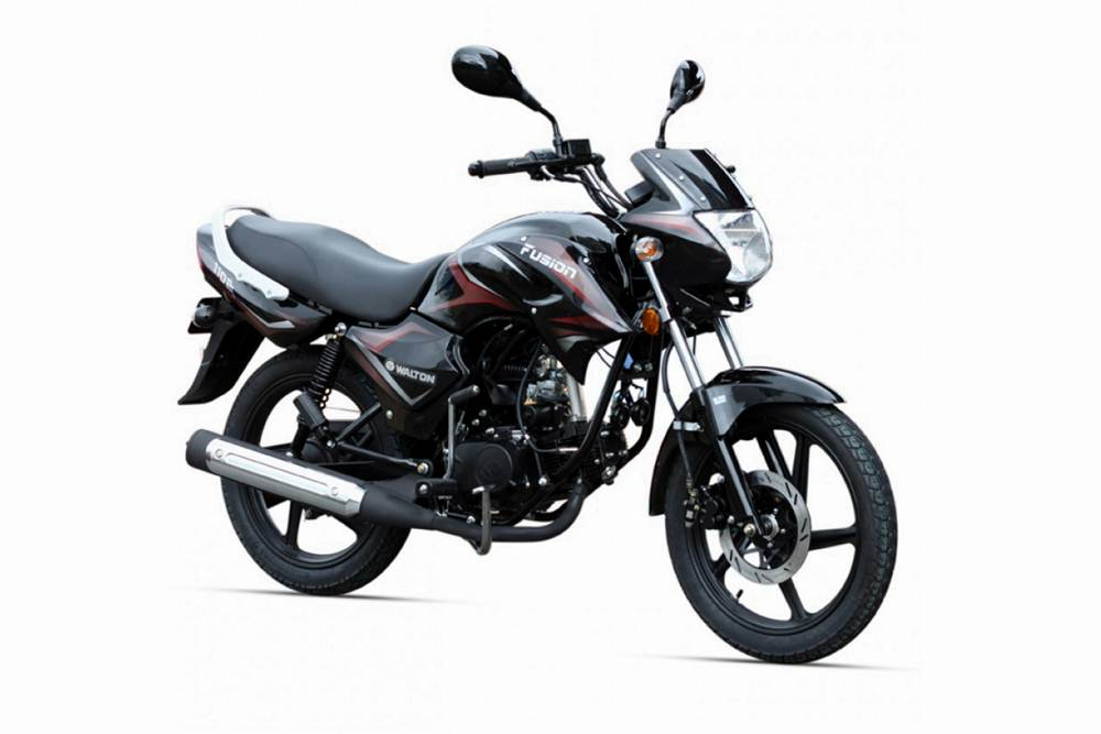 Walton Fusion 110EX Motorcycle Specification