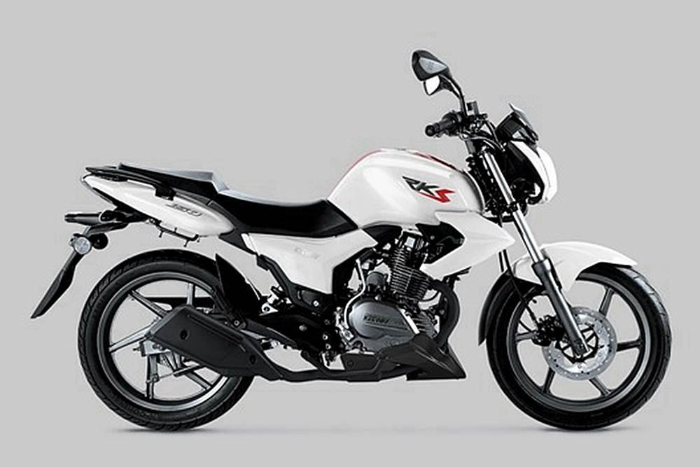 Keeway RKS 150 Motorcycle Specification