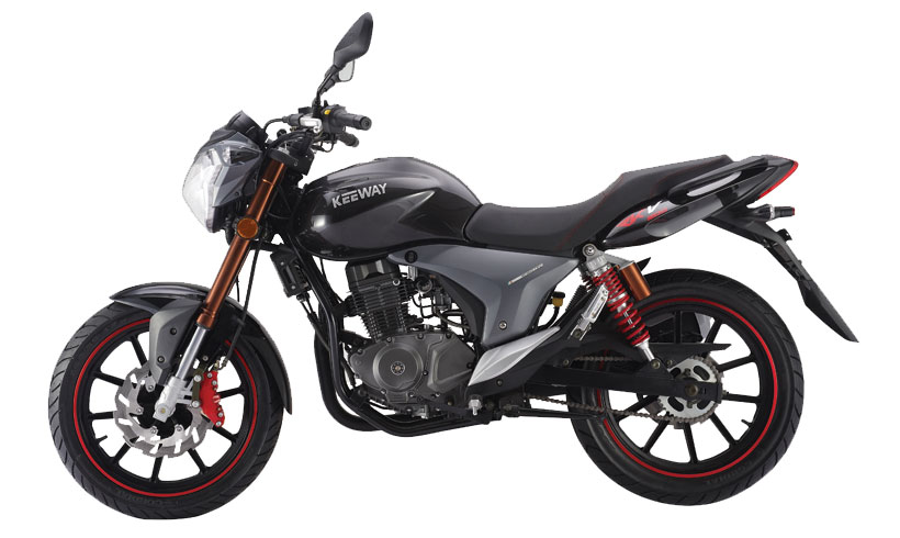 KeeWay RKV 150 Motorcycle Specification
