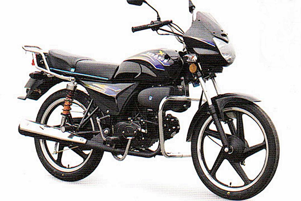 Pegasus Victory 100 Motorcycle Specification