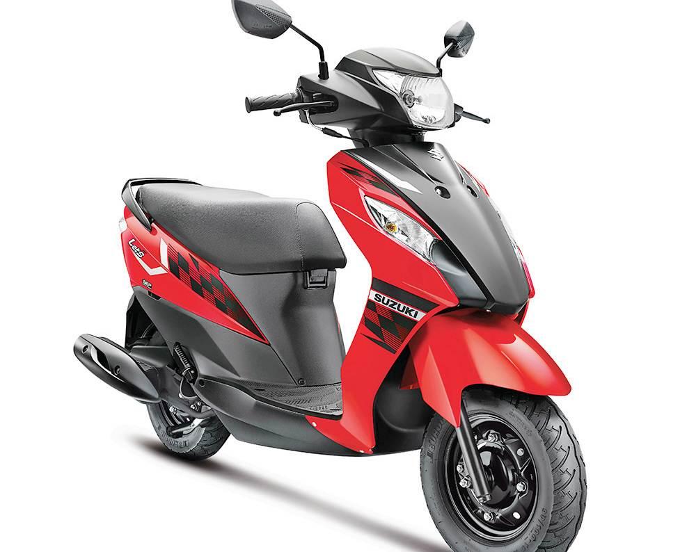 Suzuki Lets Motorcycle Specification