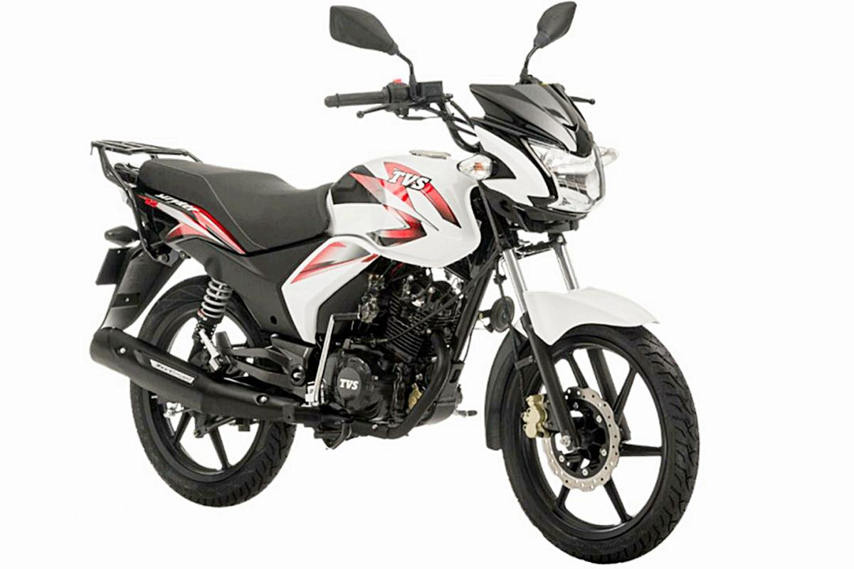 TVS Stryker 125 Motorcycle Specification