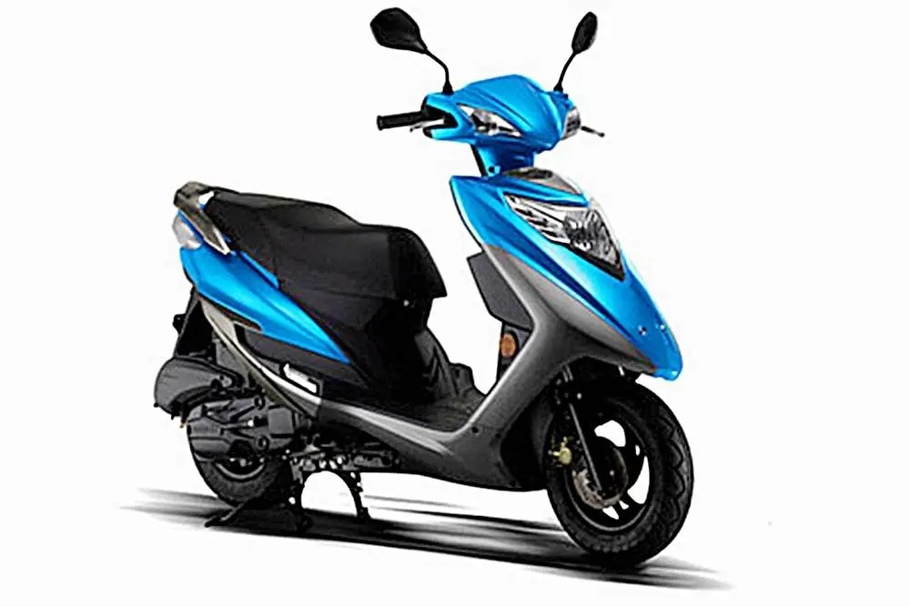 Haojue Lindy 125cc Motorcycle Specification