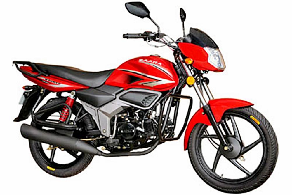 ZAARA 100 Motorcycle Specification