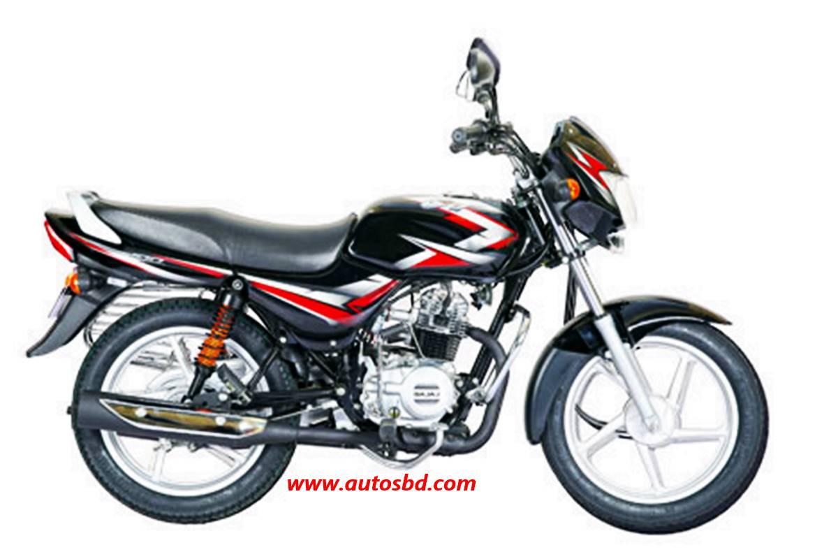 Bajaj CT-100 Motorcycle Specification