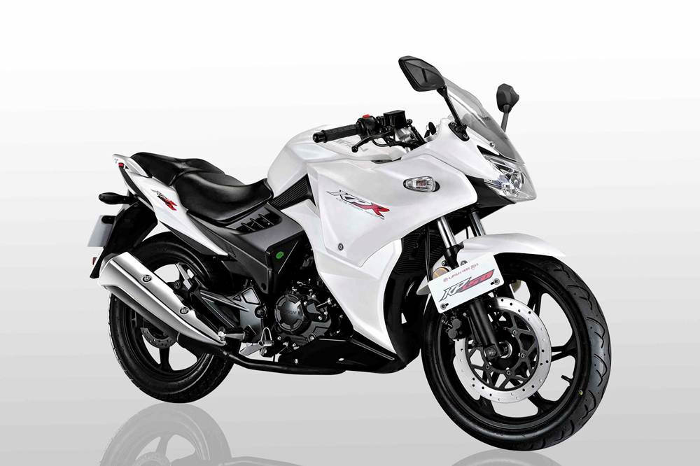 Lifan KPR 150 Motorcycle Specification