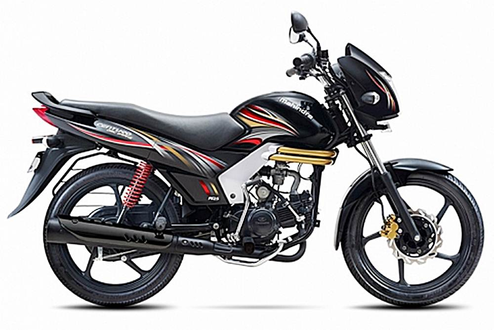 Mahindra Centuro Disc Motorcycle Specification