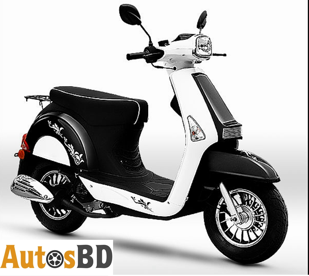 ZNEN Classic 50cc Motorcycle Specification