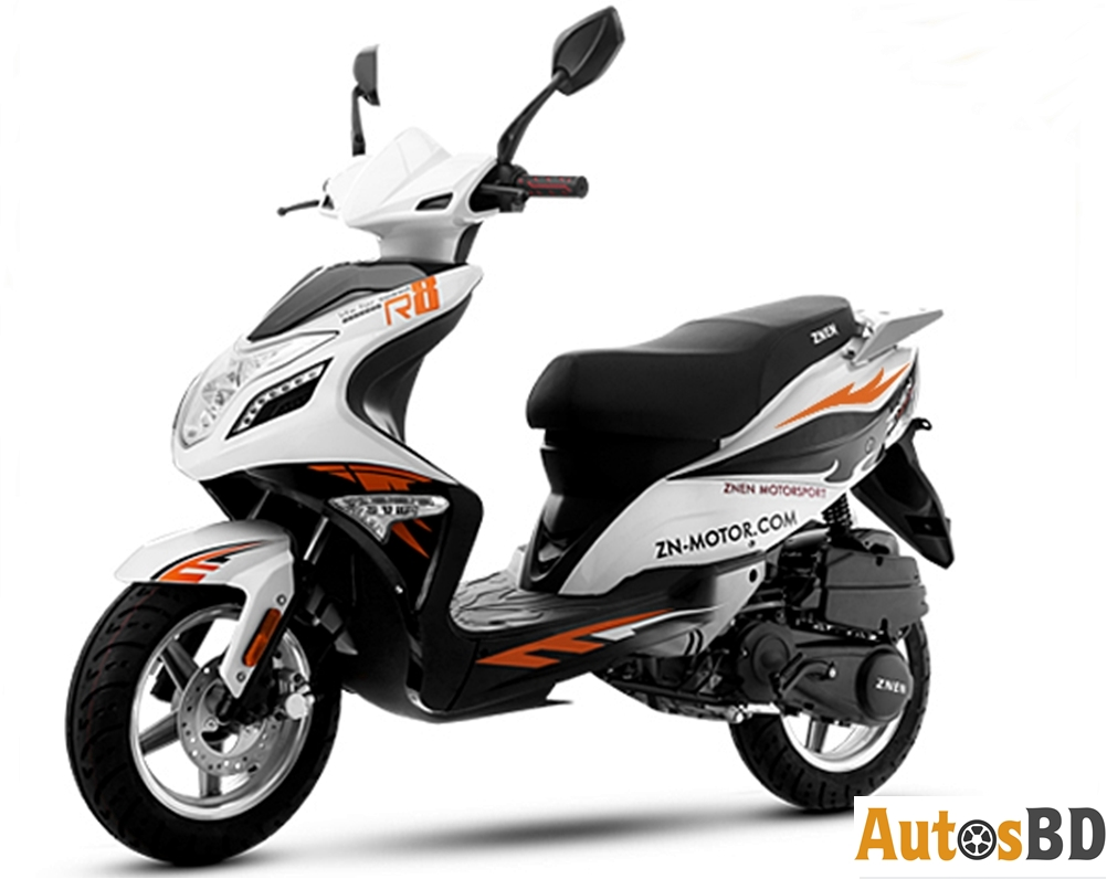 ZNEN R8 50cc Motorcycle Specification