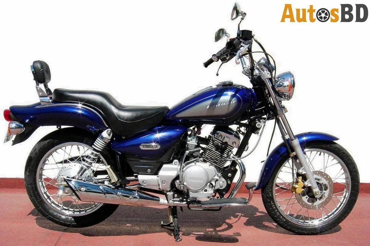 Yamaha Enticer Motorcycle Specification