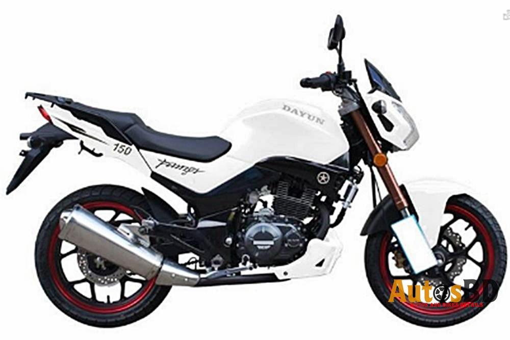 Dayun Panzer Motorcycle Price in Bangladesh
