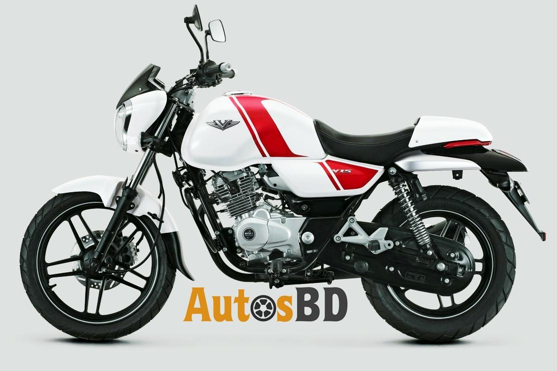 Bajaj V15 Motorcycle Specification