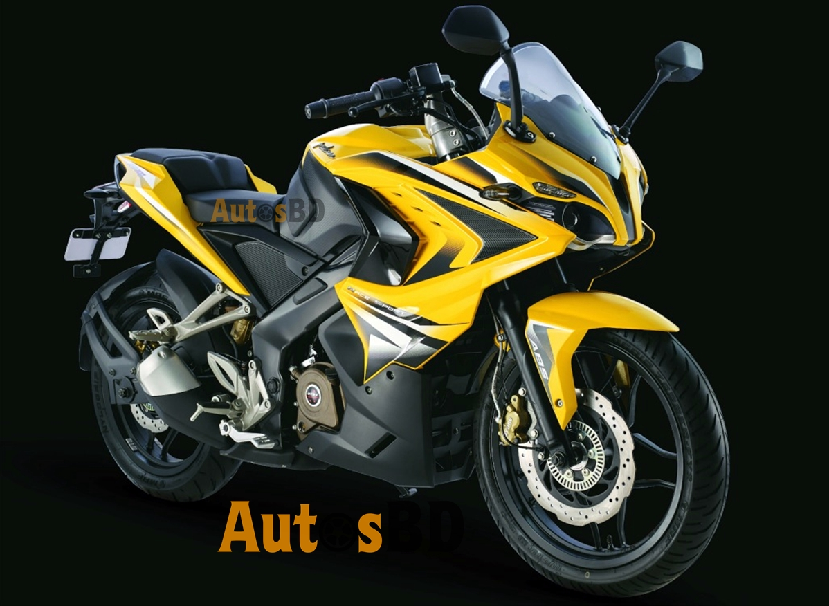 Bajaj Pulsar RS200 Motorcycle Specification
