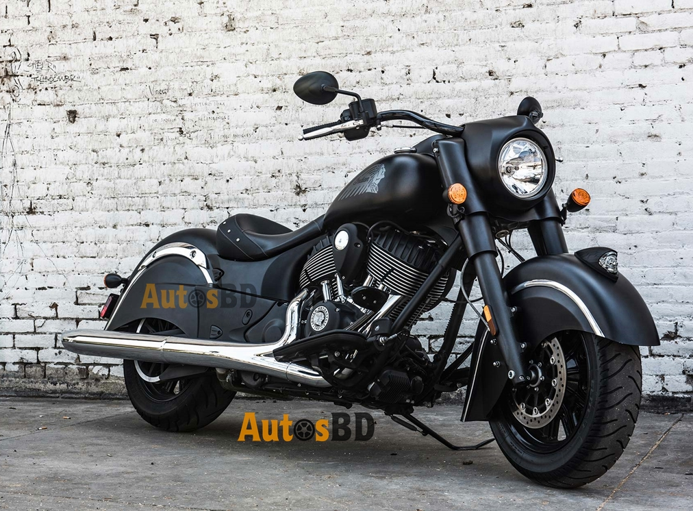 Indian Chief Dark Horse Motorcycle Specification