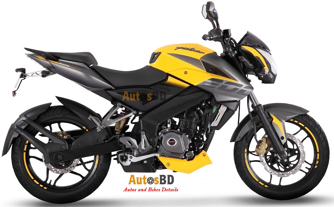 Bajaj Pulsar NS200 (2017) Motorcycle Specification